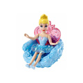 2017 BPA Free PVC floating princess bath toys for 1 Year Old