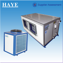 large power air cooled water cooling system /high ambient temperature air conditioner used in saudi arabia