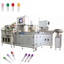 China first Vacuum blood collection tubes making machine automatic production line