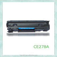 compartible toner cartridge for HP CE278A 78A 278a CE78A with factory price.
