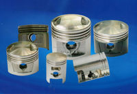 Motorcycle piston,piston kit,Piston set,parts for JIALING motorcycles JH70,JH90,JH100,JH125,JH150,JH200,JH250