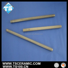 customized silicon nitride thermocouple protection tube 1200mm