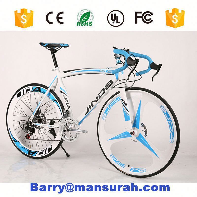 26 inch road bike for men 7 speed racing bike made in china
