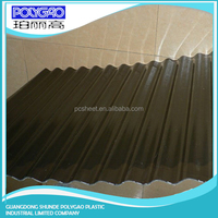 building material printed plastic corrugated sheet roofing per sheet price