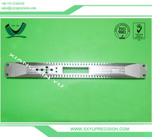 cnc milling machine precision aluminum parts