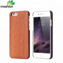 Professional Factory Manufacture Bamboo Phone Case For iPhone 5 5S 6 6S 7 Plus X 10 SE