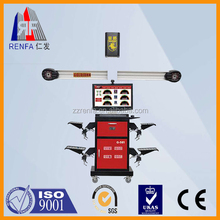 2016 hot sale 3D wheel alignment