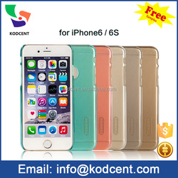 China Suppliers Plastic Hard Case For iPhone 6 Cover, Raised Phone Case For iPhone 6, For iPhone 6 Plus Case