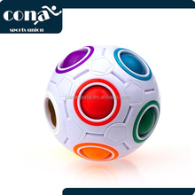 2017 New Puzzle Toys Games Magic Ball Fidget Ball Cube