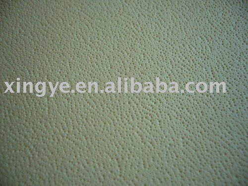 pu leather for shoe linning