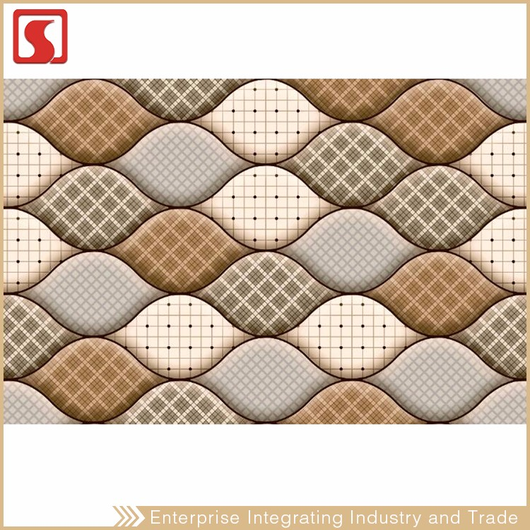 Wholesale 3D Vivid Design Brown Fireproof Rock Wall Tile