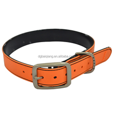 light weight custom pet dog collars