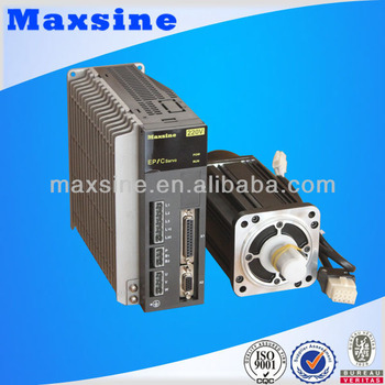 Ac Brushless Servo Motor And Drive Buy Servo Motor And Drive Permanent Magnet Motors