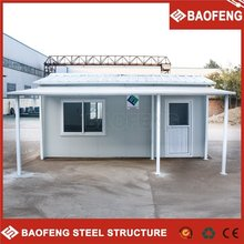 easy install quick install prefabricated office used