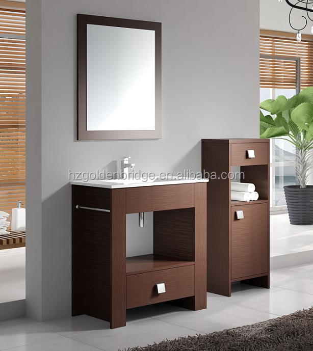 QI-1005 Modern Wood Bathroom Vanity