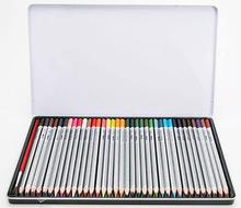 Eco-Friendly feature artist 48 color pencil set with canvas hot wholesale 48 color pencils with roll up ,cheap twist crayons