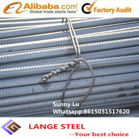 hot rolled deformed bars size 12mm steel rod steel bar used to reinforce concrete sturctures