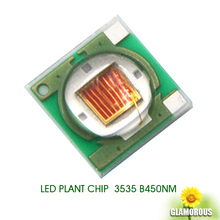 Plant grow LED 3535 specification 650nm 660nm 640nm red 3535 SMD