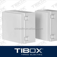 TIBOX CHINA MG Series Plastic case(Plastic latch+Hinge type)
