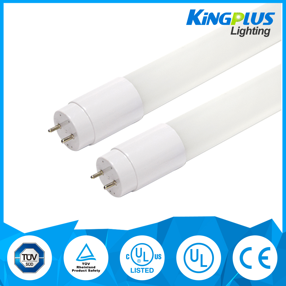 UL cUL DLC approved t8 led tube 4ft 12W 15W 18W Nano T8 Tube 1200mm from Shenzhen Factory