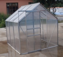 Product Used Hydroponic Commercial Greenhouses with Aliminium Frame