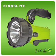 High quality KB2700 super brightness 3w Led searchlight with swivel stand