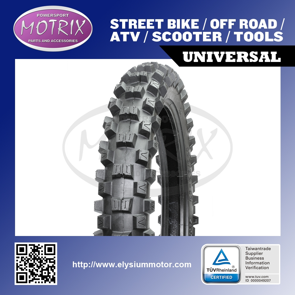 Motorcycle Tyre Off road Motocross Tires 100/90-19-M02