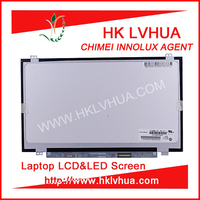 China price for Dell Alienware laptop lcd screen 14.0 N140B6-L24 LP140WH2 LP140WHU B140XW03 V0