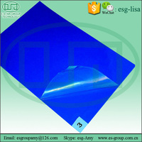Esd Cleanroom Sticky Mat 0.3mm Silicone Rubber Sheet