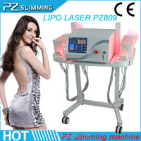 Beauty salon use lipo laser fat melting machine