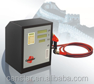 CS20 convenient to use portable fuel dispenser, smart mobile gas station