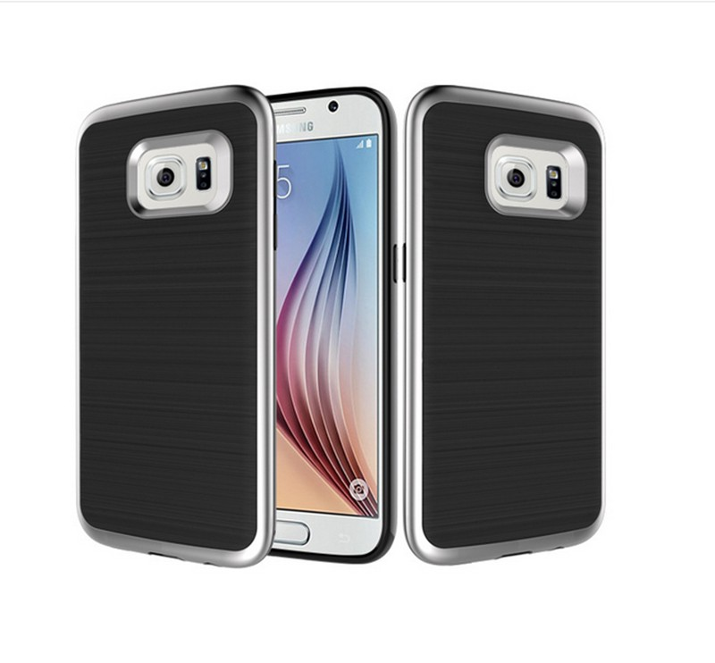 motomo brushed cell phone case for samsung galaxy core prime G530