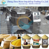 Diesel Type Cassava Flour Fufu and Garri Processing Machine