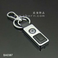 2013 New design led torch light keychain led logo projector keychain