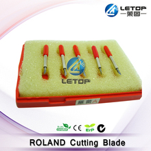 low price roland cutting plotter knife roland cuting blade(30 degree)