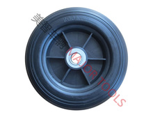 kids 200mm scooter big pu wheels 200x50 tire