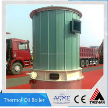 High Efficiency With Widely Used Coal Fired Thermal Oil Boiler