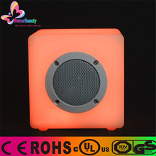 2015 No MOQ Supports TF Card Handsfree Call Water Cube Style X3 Mini Bluetooth Speaker