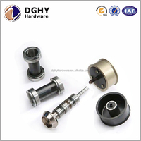 metal parts custom fabrication service cnc machined parts/ components, cnc machining aluminum pipe fitting machinery fittings