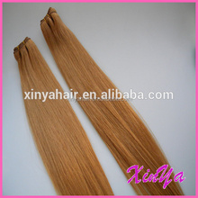 Tangle Shedding Free Factory Wholesale Price Alibaba Recommended Brazilian Orange hair extensions