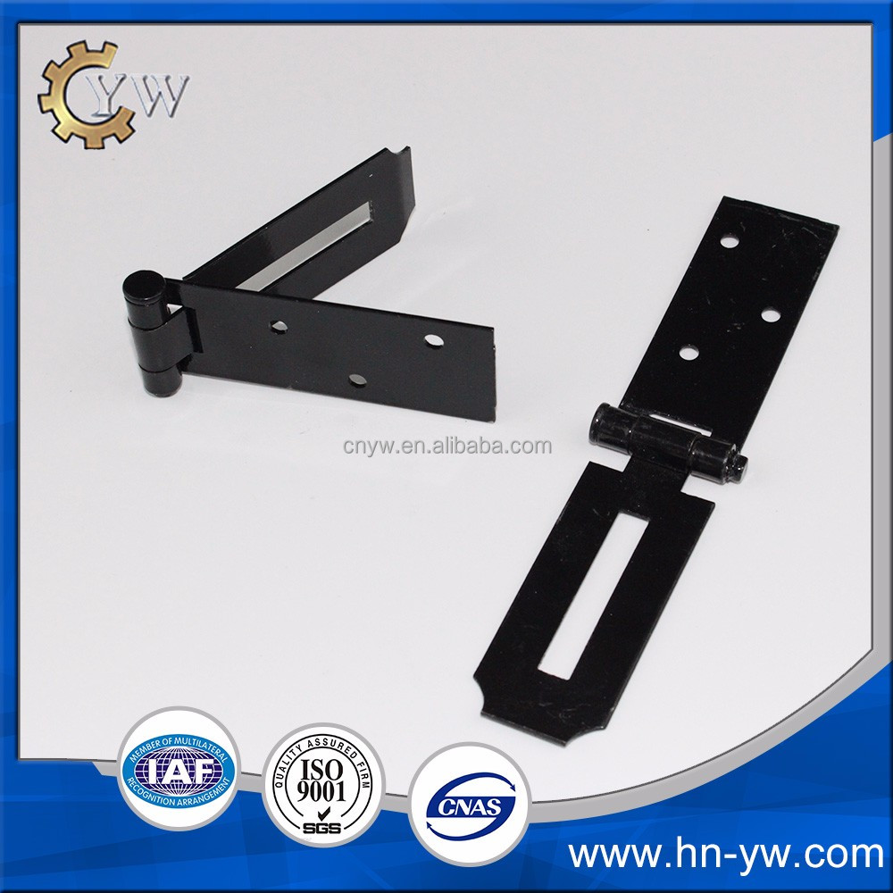 Yongwang zinc plated iron hasp staple