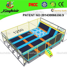 2014 Professional Gymnastic Competitive Bungee Trampoline For Sale