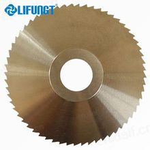 customized carbide disc milling cutter
