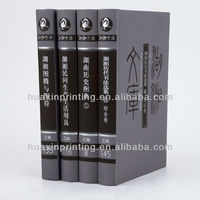 Hard cover book case