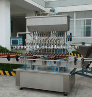 automatic overflow bottle filling machine