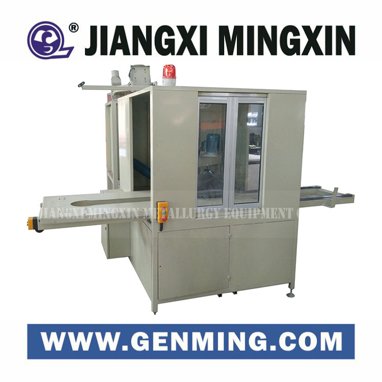 Automatic computer / TV scrap recycling crt monitor glass cutting equipment