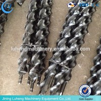 Promotion!!!various kinds of specifications Spiral drill pipe with best price