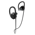wireless headphone earhook comfortable HiFi stereo sound sweat proof in-ear earphone for mobile phone