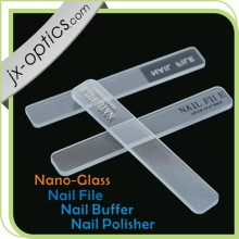 1.17mm Supper Slim Glass Foot Nail File Nano Glass