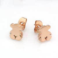 cheap wholesale Korean stud earrings, Fashion personality women's stud earrings